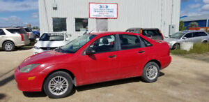 2004 Ford Focus SE Sport-ALLOYS-LOADED