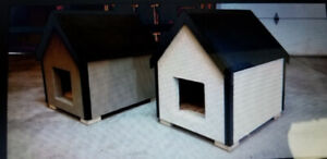 Looking for someone to build an insulated cat house