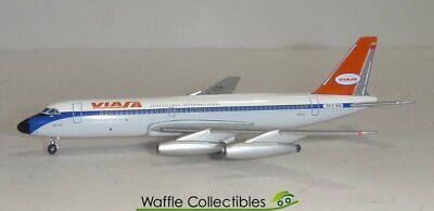 1:400 Aeroclassics Viasa CV-880 YV-C-VIA 17533 ACYVCVIA Airplane Model