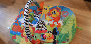 Play and grow baby play mat