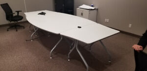 Beautiful Modern Multi-Functional Boardroom Table only $350!!