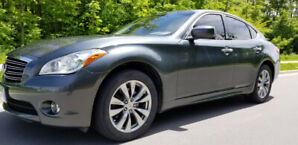 2012 Infiniti M37x - AWD, Nav, back-up cam, Bose & clean title!