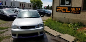 2007 FORD FOCUS ZX4! NO ACCIDENT! ONE OWNER!LOW KM! HEATED SEAT!