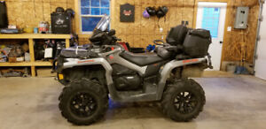 2017 Can Am Outlander Max XT 850 for sale