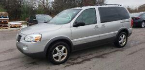 2006 Pontiac Montana Van *** DVD, Power Opts, AC, Cruise ***