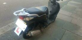 Honda PES125 PS 125 auto drive moped motorcycle scooter only 899 no offers