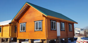 Beautiful Log Cabin NOW FOR SALE!