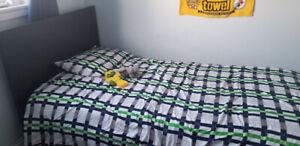 Ikea malm twin bed