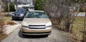 Malibu 2005, low mileage