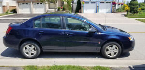 Blue Saturn Ion 2003 For Sale!