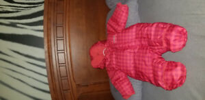 Unisex Columbia Snowsuit for Newborn Baby 0-3 Months