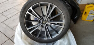 Continental – Pure Contact  215 45 17  Wheels & Tires