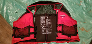 Adult Roots Life Jacket - Large