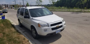 Great Family Van - Chevy Uplander - $ 2000 as is