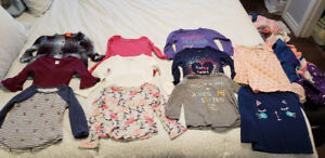 Girls 2T Clothing lot- 50.00