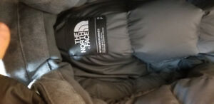 Warm winter jacket only worn once size small