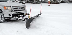 "Rampage II Snow Plow 82x19"" special winter price $1299 Snow plow"