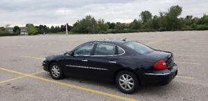 Buick Allure 2006. Black, Dual Air, leather seats