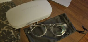 3ab202ff7646 Warby Parker Haskell Eyeglasses in Crystal