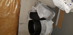 $25.00 each SNOW TIRES 16 and 17inches  rim.