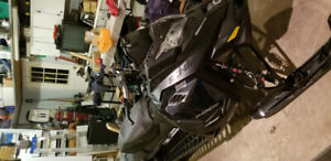 Parting out 2014 mxz 800 x adrenaline 3500 km