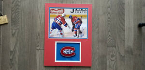 Montréal Canadiens Carey Price P.K. Subban signed photo / signée