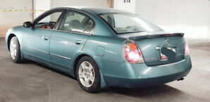2003 Nissan Altima - ONLY 117,000 KMS!!!