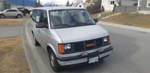 GMC Safari Camper (price drop)