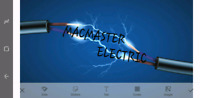 All your electrical needs in one place