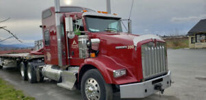 2016 KENWORTH T8 SERIES - FULL WARRANTY COVERAGE