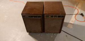 Two older Dehumidifiers for sale
