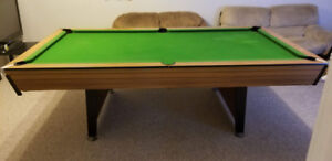 8foot Pool Table for sale