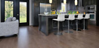 FLOORING INSTALLATIONS STARTING @ $1.00 A SQAURE FOOT  (LABOUR)