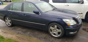 LS 430 Lexus in great condition $7500