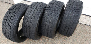 Bridgestone Blizaak 205/55r16 Winter Tires