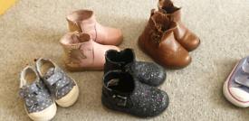 Size 5 girls footwear