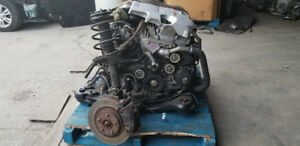 Toyota Avalon 07-12 3.5L 2GR VVTi Engine w/Suspension Complete