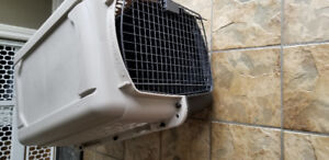 Pet travel carrier / kennel / crate / cage