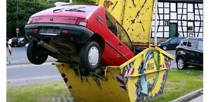 JUNK/USED/CAR REMOVAL= TOP CASH $$ CALL 416-688-9875
