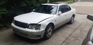 RHD LS400/Toyota Celsior For Sale **REDUCED**