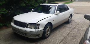 RHD LS400/Toyota Celsior Project/Daily For Sale **reduction**