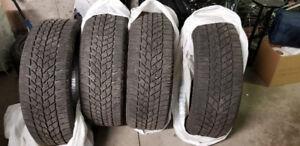 235/55R17 GOODYEAR ULTRAGRIP WINTER TIGUAN IMPALA Q3 ESCAPE