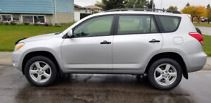 2008 Toyota RAV4 V6 RARE 7 SEATER RUNS GREAT!
