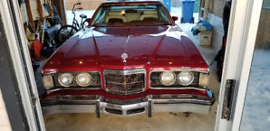 1976 Mercury Cougar for sale