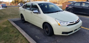 2010 Ford Focus Sedan - Only 40,000KMS, New Condition
