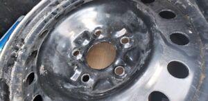 4 JANTES 17PC DODGE CARAVAN / JURNNY BOLT 5X127mm