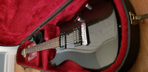 Ibanez S Guitar and Peavy Amp $375