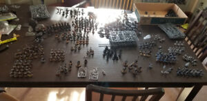 Wargaming Armies Warhammer/Age of Sigmar/40K/Lord of the Rings