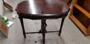 Antique Occasional Table For Sale.
