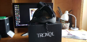 Troxel riding helmet and gloves new